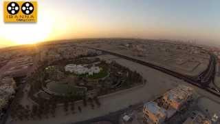 preview picture of video 'Dji Phantom @ Al Zahra BLK 2 - KUWAIT - 14-10-2013 - iBANNAblog.com'