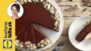 Čokoládovo-orechová torta | Adriana Poláková | Kuchyna Lidla