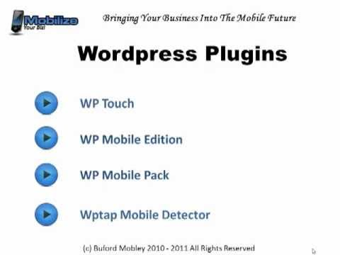 5 Ways To Make Your WordPress Site Mobile Compatible