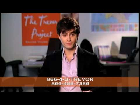 PSA for The Trevor Project