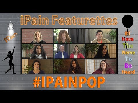 iPainPOP by the 2018-2019 iPain Featurettes