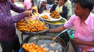 Indian Street Food Kolkata - The BEST BREAKFAST in India