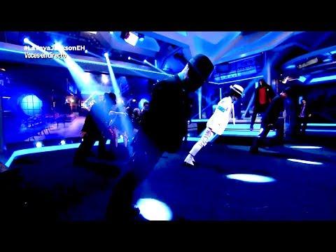 Smooth Criminal - Hormiguero - FOREVER King of Pop - Alex Blanco (LEAN) Michael Jackson Impersonator