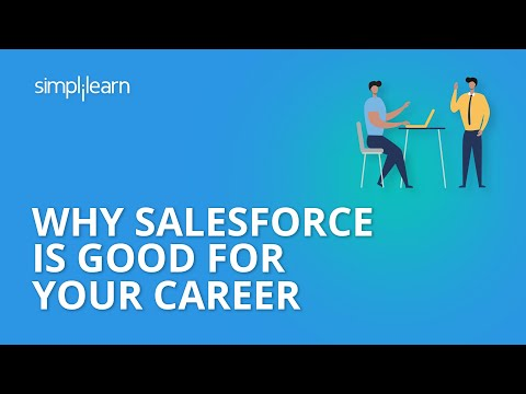 Why Salesforce Is Good For Your Career | Salesforce Developer ...