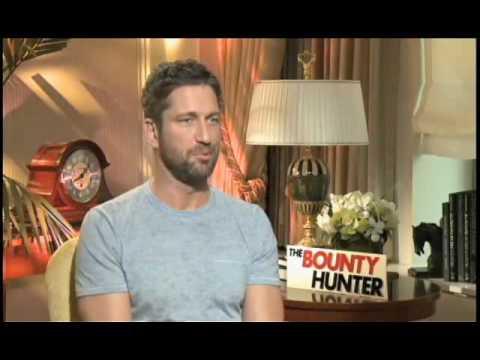 Gerard Butler The Bounty Hunter Interview
