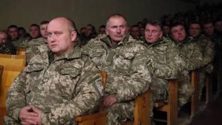 Вадим Лозовий привітав захисників вітчизни