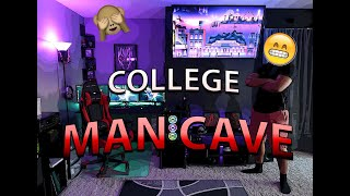 My College Man Cave! | Room Tour 2019!
