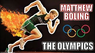 The TRUTH About MATTHEW BOLING || The Next GREAT OLYMPIC Sprinter