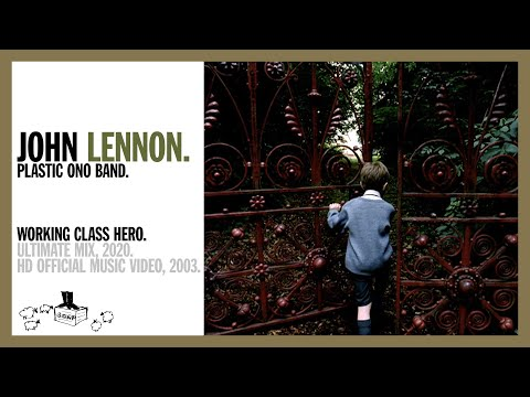 John Lennon — Working Class Hero