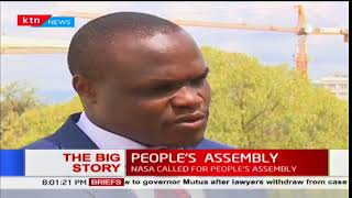 People's Assembly: Court bars counties from implementing agenda