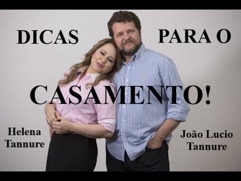 Aliança Intacta: Orientações para noivos e casais - Pastores João Lucio Tannure e Helena Tarrure