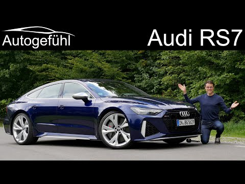 External Review Video iMfkFpOgE5I for Audi A7, S7, RS7 Sportback Sedan (2nd gen, Typ 4K8)