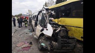 ДТП 18+ подборка аварий за 05 октября 2018 года