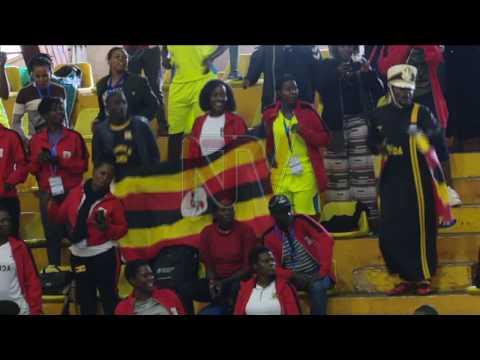 EAST AFRICA PARLIAMENTARY GAMES: Uganda beats Tanzania 37-31 in netball