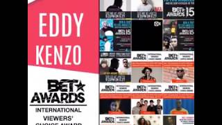 Tutorial on how to vote EDDY KENZO in BET AWARDS   YouTubevia torchbrowser com