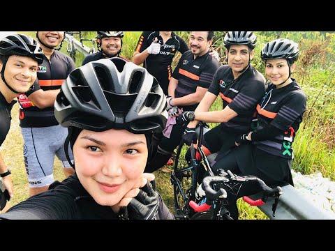 Cycling culture semakin menjadi-jadi tapi wanita cycling? Boleh ke?