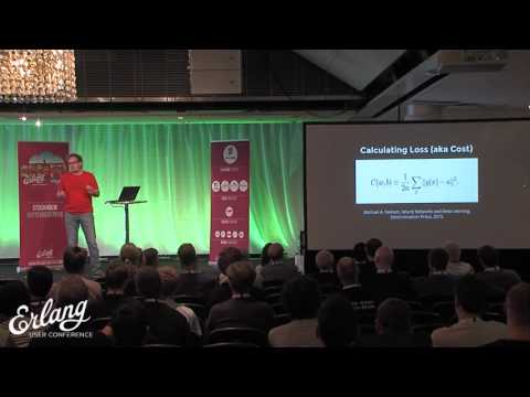 Erlang and Deep Learning by Garrett Smith