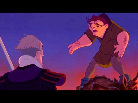 Top 10 Disney Showdowns