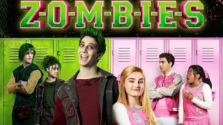 Music Video Playlist from ZOMBIES 🎶 | 🎥 Disney Channel