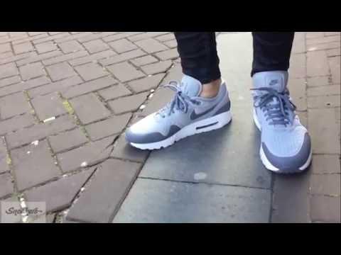 Nike Air Max 1 Ultra SE Wolf Grey 845038-002 | Sneakersenzo