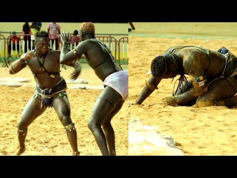 Triste - La déception de Papa Boy Djiné après sa défaite face à Bébé Bismi...