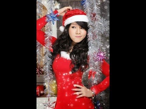 Hot Girl hát Jingle Bell cực chất, thay mặt thớt xin gửi lời chúc mừng giáng sinh đến ACE haivl