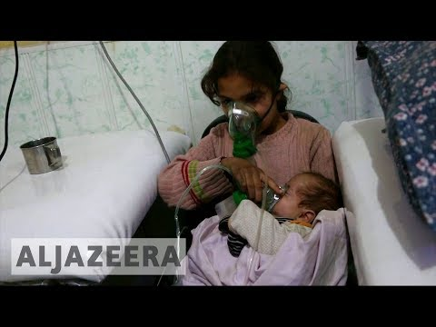 ?? Syria: US talks tough on use of chemical weapons