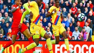 Liverpool 1-2 Crystal Palace Christian Benteke Returns To Anfield With Match-Winning Brace