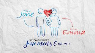 Funny Wedding Invitation Video. Save The Date Video Invitation