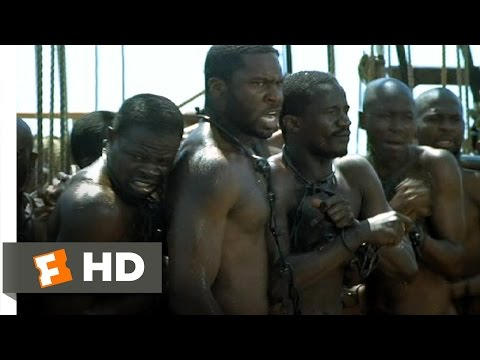 Amistad (2/8) Movie CLIP - The Middle Passage (1997) HD