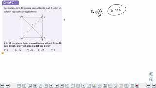 Eğitim Vadisi AYT Fizik 14.Föy Manyetizma ve Elektromanyetik İndüklenme Konu Anlatım Videoları