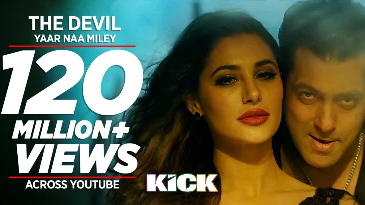 Devil-Yaar Naa Miley FULL SONG | Salman Khan | Yo Yo Honey Singh | Kick - YO YO HONEY SINGH, JASMINE SANDLAS Lyrics in hindi