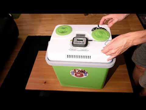 Severin KB 2923 - Cooling box 230V , 12V or with power bank / solar