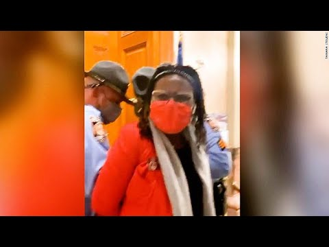 Georgia State Lawmaker ARRESTED For Knocking On Gov Kemp's Door As He Signs Voter Suppression Bill!