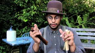 How to Play Bones with Dom Flemons