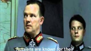 Hitler plans to plan a plan for the Russians