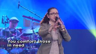 Everlasting God by Chris Tomlin (Live Worship led by Edith Mendoza with CCF Worship Team)