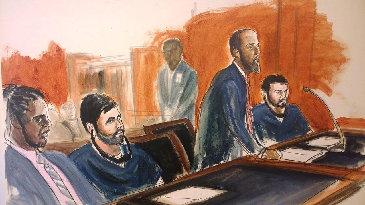 """Cuarto día del juicio a los """"narcosobrinos"""""""