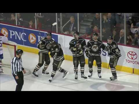 HIGHLIGHTS | Hershey 3 vs. St. John's 2