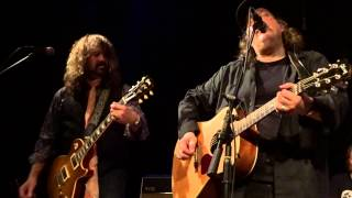 Drivin' N Cryin' - Straight to Hell, live at Huis Verloren, Hoorn, 1 May 2015