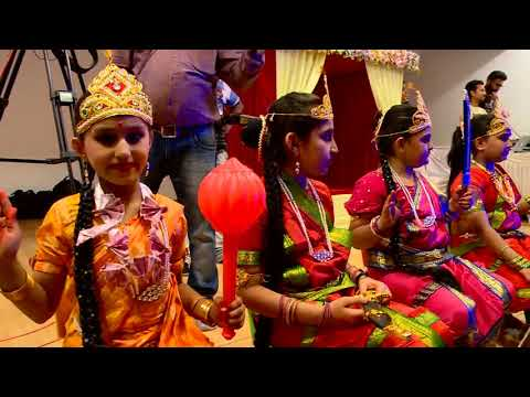 soecial ashtami prgm choreographed by me