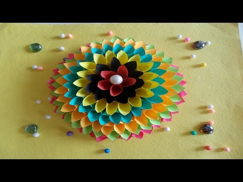 DIY Room Decor : Amazing Paper Crafts Idea to Decorate Your Home | DIY Crafts