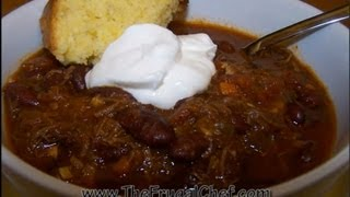 How To Make Quick Chili With Left-Over Beef