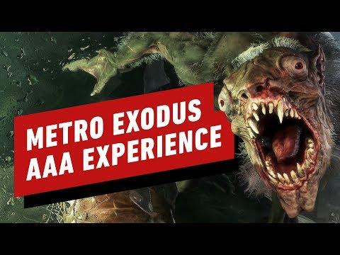 3 Things That Make Metro Exodus a AAA Shooter