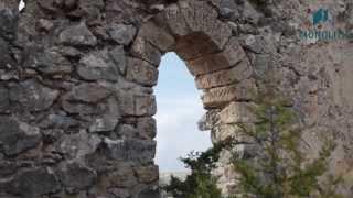 preview picture of video 'Замок Буффавенто Северный Кипр'
