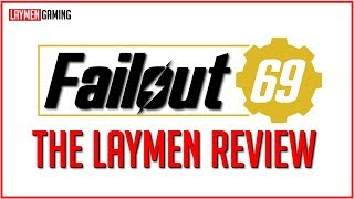 World First 0/10 Score For Fallout 76, Right Here On Laymen Gaming!