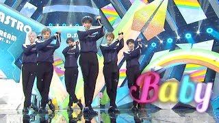 《Comeback Special》 Astro (아스트로) - Baby @인기가요 Inkigayo 20170604