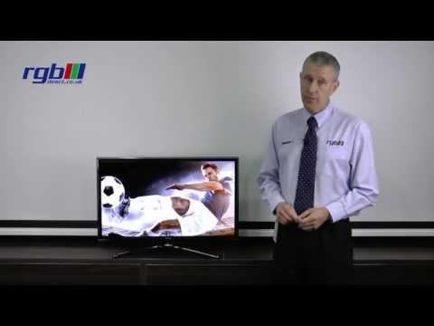 Samsung F6100 Series - UE32F6100, UE40F6100, UE55F6100 - Full HD 3D LED TV