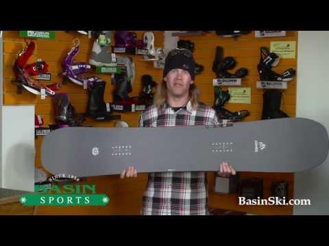 Jones Flagship Carbon Snowboard Review 2014