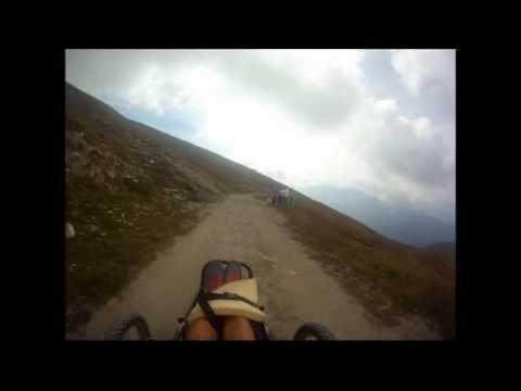 Preview video Downhill, soggettiva dal cimgo